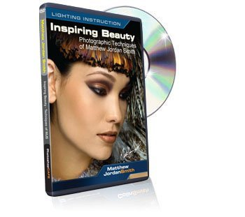 Inspiring Beauty Photographic Techniques Training DVD - Photo & Lighting Techniques by Matthew Jordan Smith Tutorial DVD