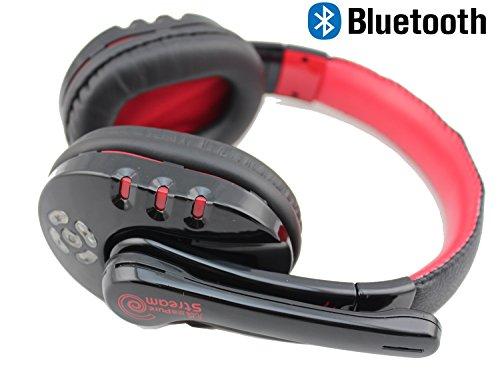 Cool Nice V8 Microphone Stereo Bluetooth Headphones/Wireless Handsfree Headphone Nosie Canceling/12 Hours Talk Time