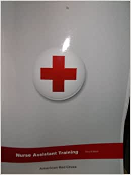 American red cross nurse assistant training book 4th edition