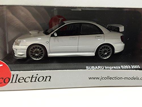 143-auto-subaru-impreza-wrx-sti-s203-2005-143-j-collection-voiture-diecast-jcl141