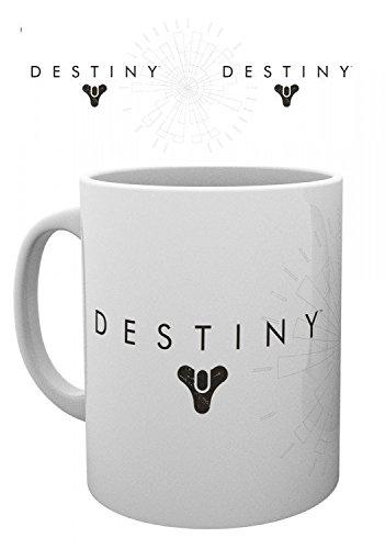 Destiny - Logo Tazza Da Caffè Mug (9 x 8cm)
