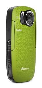 Kodak PlaySport Zx5 Full HD 1080P,  Waterproof, Dustproof and Shockproof - Green