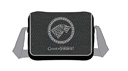 Game of Thrones Shoulder Borsa Bag House Stark
