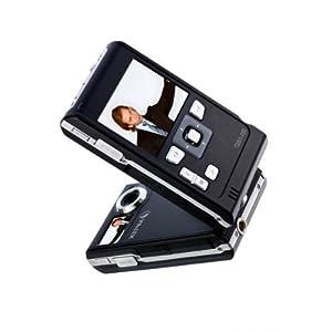 Aiptek SeeMe - Videocámara HD (pantalla de 6,1 cm (2,4