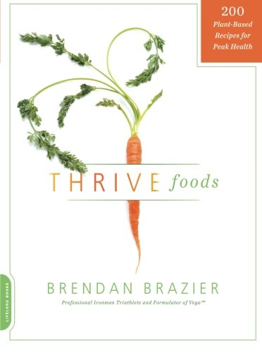 Thrive Foods: 200 Plant-Based Recipes for Peak Health (No Meat Athlete compare prices)