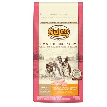 Nutro Wholesome Essentials Small Breed Dry Dog Food
