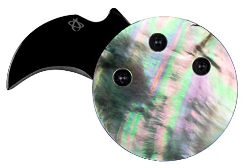 """Mantis Knives MCK-3 """"Heiress"""" Necessikey's Knife, Abalone"""