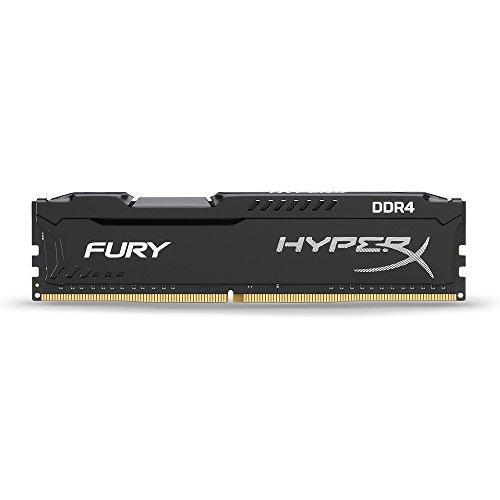 HyperX Fury HX421C14FB2/8 Memoria RAM DDR4 da 8 GB, 2133 MHz, CL14 DIMM