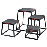SPRI Plyo Jumping Fitness Boxes