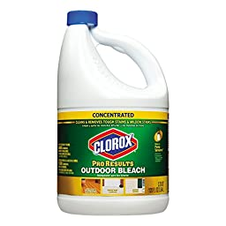 Clorox Pro Results Outdoor Concentrated Liquid Bleach