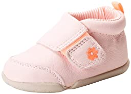 Carter\'s Every Step Christy Stage 2 Shoes (Infant/Toddler),Light Pink,4.5 M US Toddler