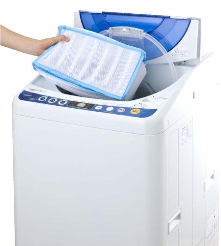 洗濯機に投入!