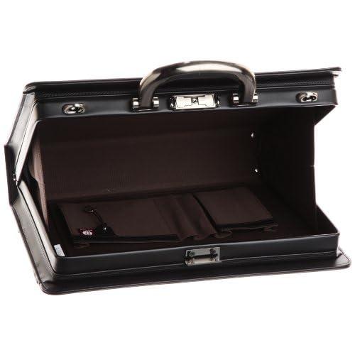 [アイエスプラス] is・+ IS+ 39cm アルミ手ハンドルダレスバッグ 日本製 230-1172 1 (ブラック)