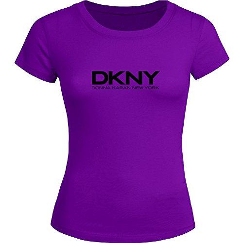 Donna karan Tops T shirts -  T-shirt - Donna Purple XX-Large