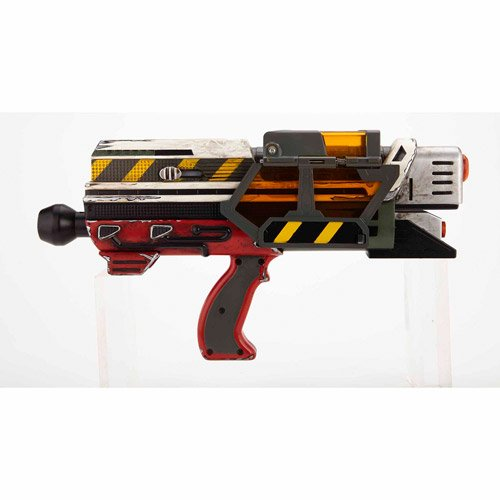Xploderz FireStorm Savage Shield Blaster with 150 rounds ammo, Shoots up 100'