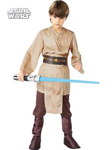 Deluxe Jedi Knight Costume - Medium front-486087