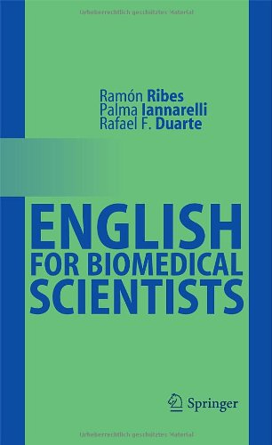 English For Biomedical Scientists front-862273