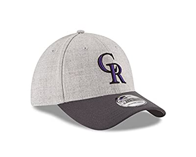 MLB Colorado Rockies Change Up Classic 39Thirty Stretch Fit Cap