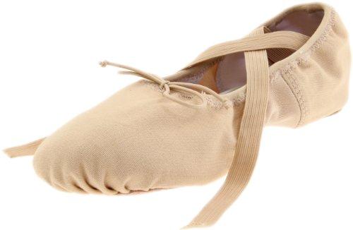 Cheap Dance Class Women's BC102 Split Sole Canvas Ballet Slipper (B0053EPLKW)