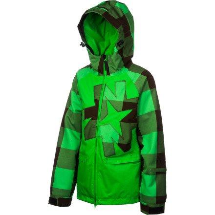 Nikita Okmok Womens Snowboard Jacket günstig bestellen