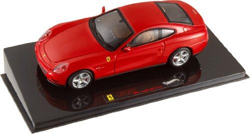 MODELLINO Auto HotWheels- Ferrari 612 SCAGLIETTI ROSSA Elite New Scala 1:43