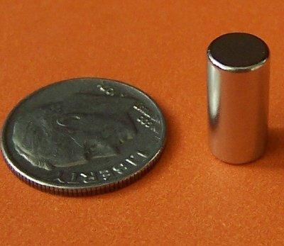 Neodymium Super Magnets 1/4