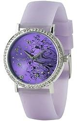 Ed Hardy Love Bird Purple Women's Watch