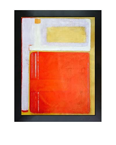 Mark Rothko No. 8,  1949 Framed Oil Reproduction