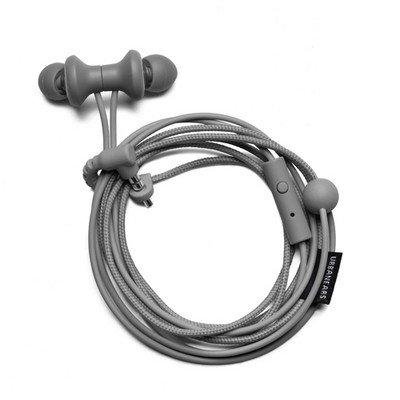 [Urbanears] Microphone / Remote Function In-Ear Earphone-Kransen Dark Gray -