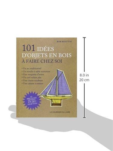 101 id es d 39 objets en bois faire chez soi le. Black Bedroom Furniture Sets. Home Design Ideas