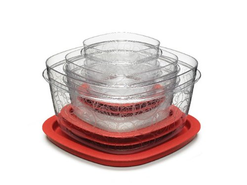 Rubbermaid 12-Piece New Premier Food Storage Container Set , New ...