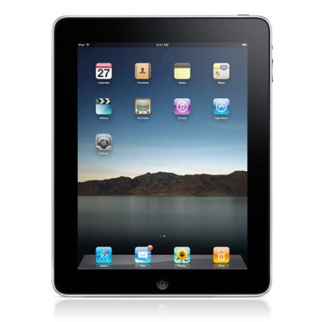 Apple iPad Tablet (WiFi, 16 GB)