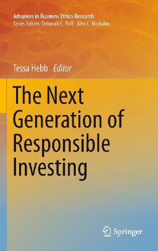 The Next Generation of Responsible Investing: 1 (Advances in Business Ethics Research) (Advance Ethics compare prices)