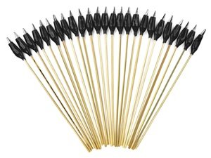 Bluecell 25 pcs Alligator Clip Stick for Airbrush Hobby Model Parts - 1