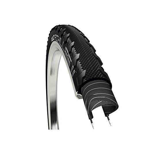 XLC Reifen Achilles II BT-S11 40-622, 700x38C 60 TPI schwarz Fahrrad