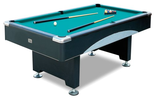 Minnesota Fats Saratoga 7.5-Foot Billiard Table Package