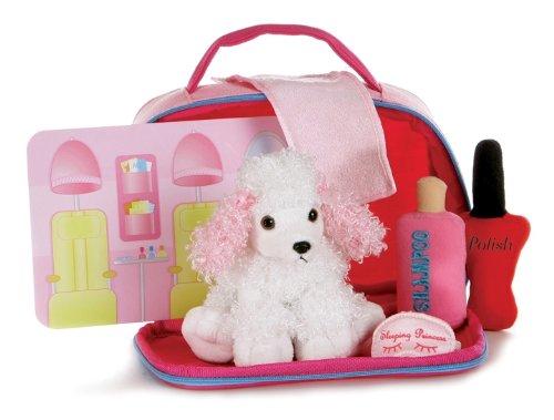 Aurora Plush Poodle Pet Parlor Playset - 1
