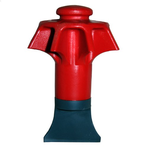 Danco 10451 Disposal Genie with Microban, Red
