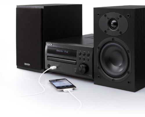 denon-d-m39s-192khz-24-bit-micro-component-system-for-high-quality-sound-discontinued-by-manufacture