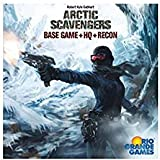 Arctic Scavengers with Recon Expansion Board Game