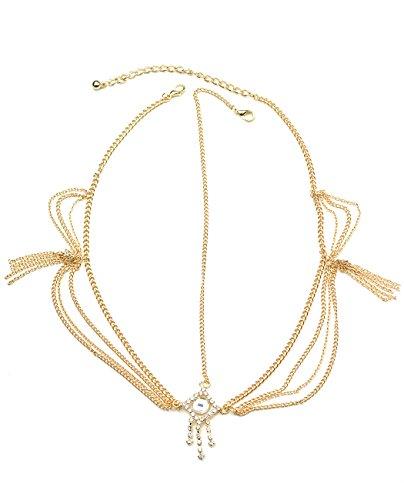 rhinestone-lozenge-charm-3-draping-strand-head-chain-jewelry-in-gold-tone