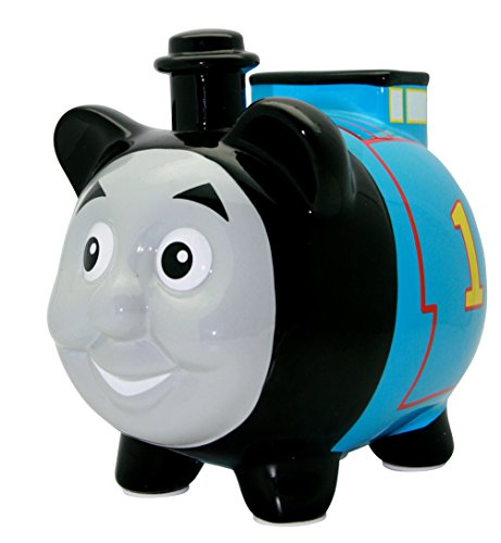 Thomas Train Ceramic Piggy Bank - 1
