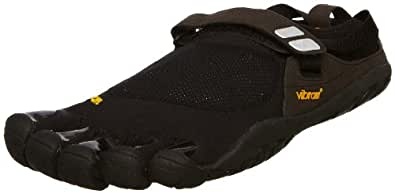 Vibram Fivefingers Men's Treksport Running Shoes,Black/Black,40 M EU