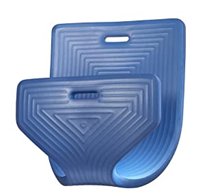 Spongex Aqua Saddle Pool Seat In Blue Toys Games