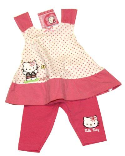 Hello Kitty Baby Girls Set Tunic + Pants