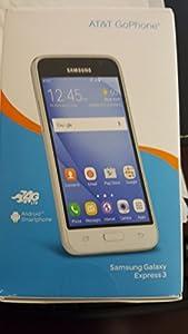Samsung Galaxy Express 3 AT&T Prepaid (U.S. Warranty)