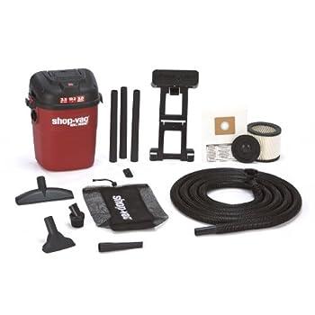 Price for Shop-Vac 3940100 3.5-Gallon 3.0-Peak HP Wall Mount Wet/Dry Vacuum