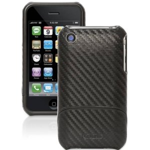 Griffin Graphite Elan Hard Shell Case for iPhone 3G 3GS