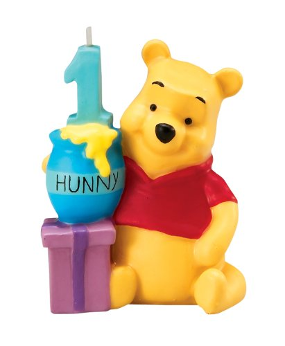 Wilton Winnie the Pooh Honey Pot Candle - Buy Wilton Winnie the Pooh Honey Pot Candle - Purchase Wilton Winnie the Pooh Honey Pot Candle (Wilton, Home & Garden, Categories, Kitchen & Dining, Cookware & Baking, Baking, Cake Pans, Seasonal & Novelty Cake Pans)