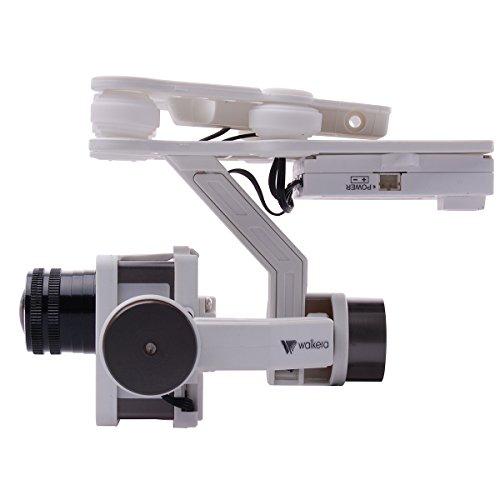 Walkera G-2D 2 Ejes Gimbal sin Escobillas para iLook/ GoPro Hero 3 3+ / Sony Cam TE066